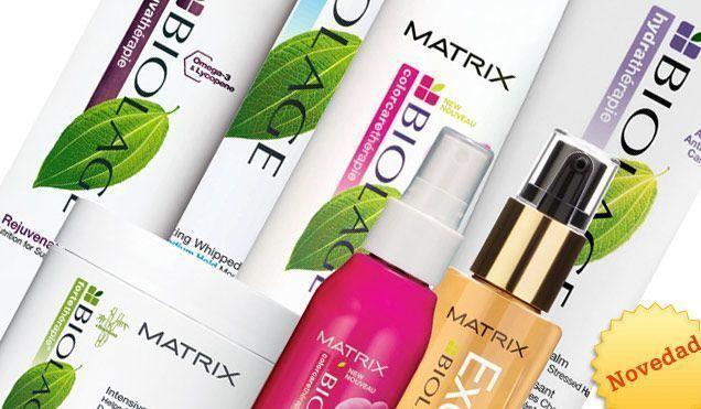 matrix peluqueria