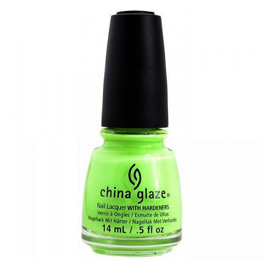 Esmalte GRASS IS LIME GREENER China Glaze 14 ml