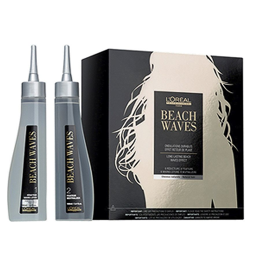 Loreal Beach Waves Set C/Normales Reductor+Fijador 100ml