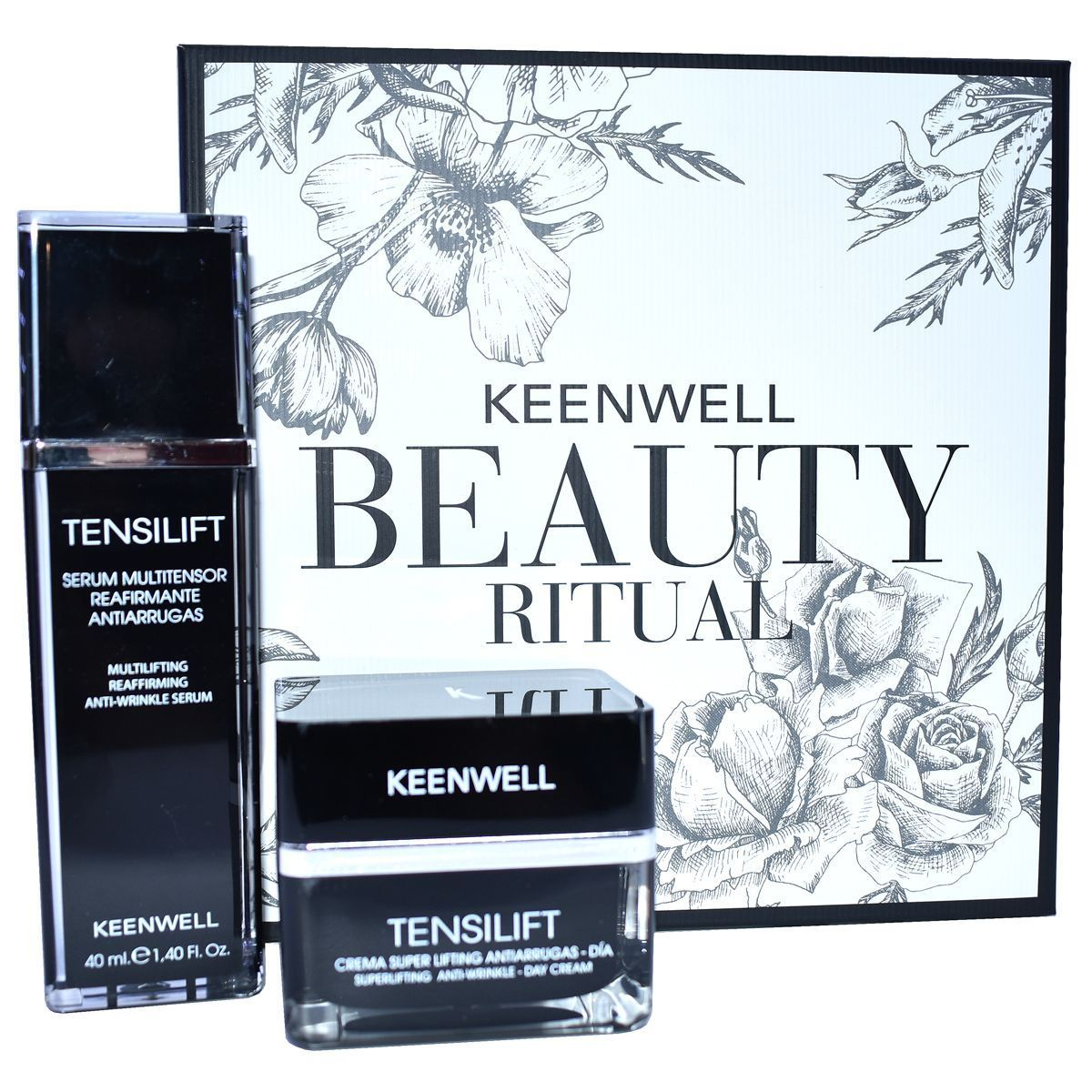 TENSILIFT Set Beauty Ritual Keenwell 2 productos
