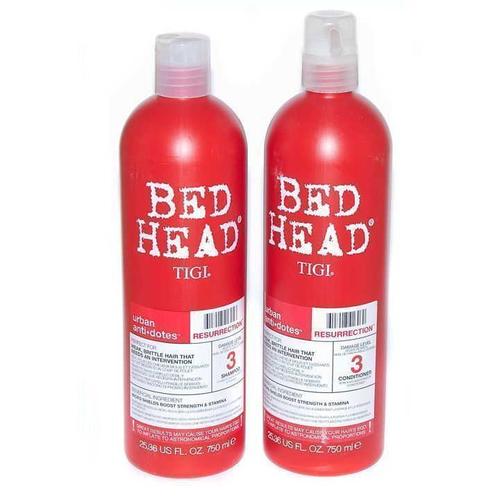 Tigi BED HEAD RESURRECTION DUO 2x750ml